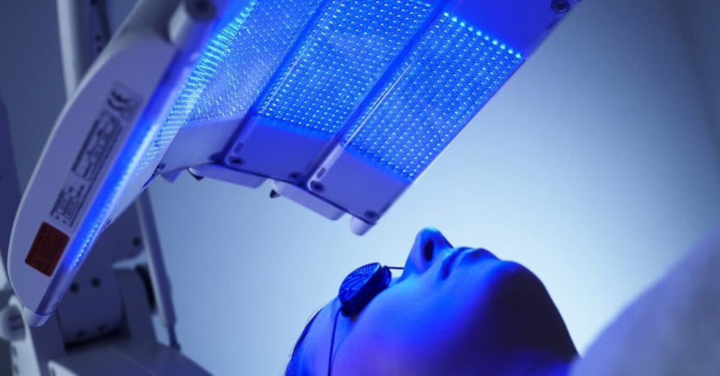 Blue Light Therapy Utah Valley Dermatology