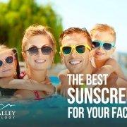 sunscreen derm best face