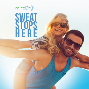 miraDry in Utah - Hyperhidrosis Treatments by Utah Valley Dermatology in Utah County
