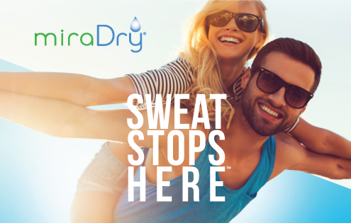 Now Offering miraDry at Utah Valley Dermatology