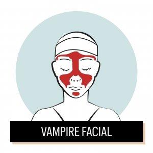Vampire Facial Skin Treatment in Utah