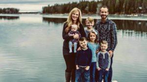 dr jordan harris and his family dermatologist in saratoga springs ut 1