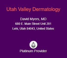 platinum provider of miradry utah utah valley dermatology